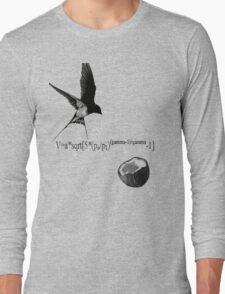 Airspeed Velocity  Long Sleeve T-Shirt