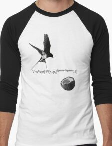 Airspeed Velocity  Men's Baseball ¾ T-Shirt