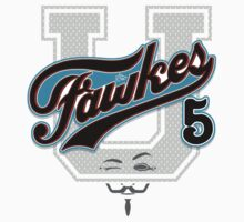 Guy Fawkes University Kids Clothes