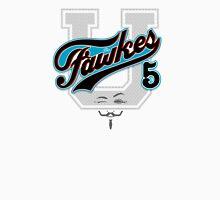 Guy Fawkes University Men's Baseball ¾ T-Shirt