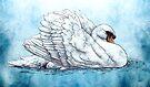 Swan by Ine Spee