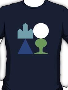 Disney World Parks Minimalist T-Shirt