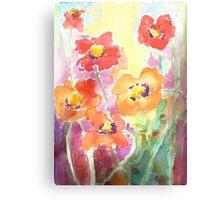 Flower Garden by Hannah Tiffin Canvas Print