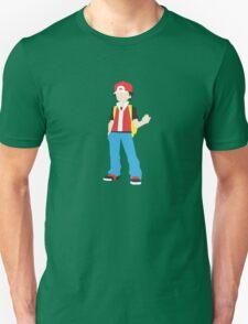 Trainer Red Minimalist T-Shirt