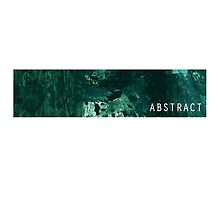 Abstract 3 by Sid3walk Art