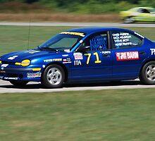 Racing  by Vonnie Murfin