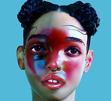 FKA twigs - LP1 by -osh