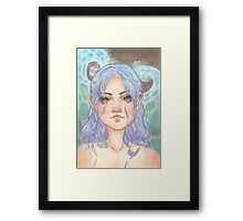 From the Tide Framed Print