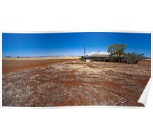 Red Dirt Farm Poster