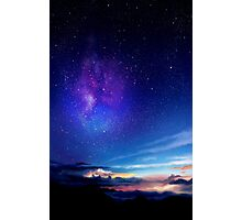 Starry Sky Photographic Print
