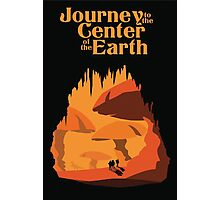 Journey to the Center of the Earth Photographic Print