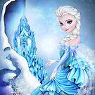 Frozen Elsa  by Annya Kai