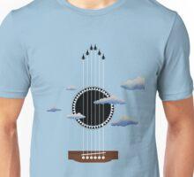 Red Arrow Strings Unisex T-Shirt