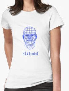 H.I.V.E.mind (read description) Womens Fitted T-Shirt