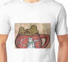 Relaxing Gingerbread Unisex T-Shirt