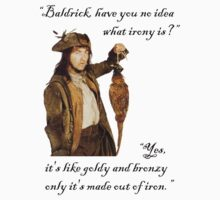 The Wisdom of Baldrick by Laura Kelk
