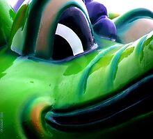 Happy Gator by © CK Caldwell IPA