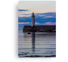 The Lighthouse (3) - Lovely Print of an Irish Lighthouse Canvas Print
