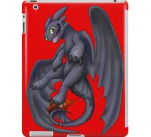 Playful Toothless iPad Case/Skin