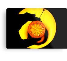 lemon light  Metal Print
