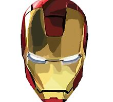 Iron Man by whatismyname