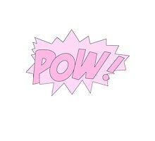 Pow! by pastelandstuff