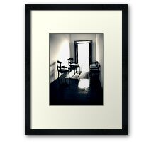 A Pelhourino Evening Framed Print