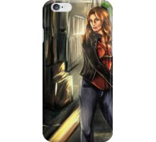 Kate Beckett / Nikki Heat iPhone Case/Skin