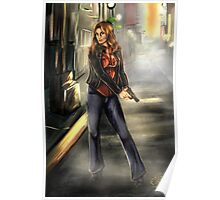 Kate Beckett / Nikki Heat Poster