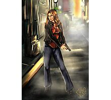 Kate Beckett / Nikki Heat Photographic Print