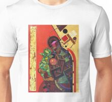 """Byzantine Construction"" 5 Unisex T-Shirt"