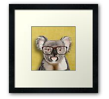 Mr Koala Framed Print