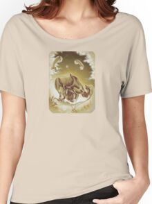 The Catcher, Surreal Nature Women's Relaxed Fit T-Shirt