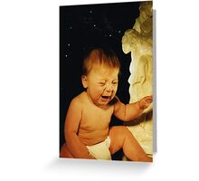 Baby Mary Greeting Card