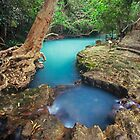nature's private spa pool...Nth Qld by Tony Middleton