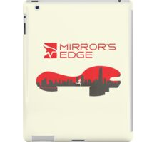 Mirror´s Edge iPad Case/Skin