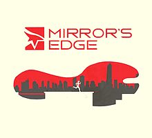 Mirror´s Edge by GamersTshirts