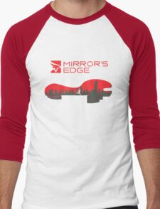 Mirror´s Edge Men's Baseball ¾ T-Shirt