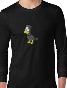 Bart Simpson - Three-Eyed Raven Long Sleeve T-Shirt