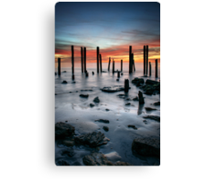 Port Willunga Canvas Print