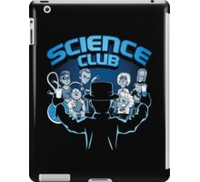 Science Club iPad Case/Skin