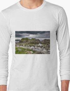 Ballintoy - Games of Thrones - Sea View Print Long Sleeve T-Shirt
