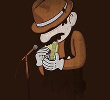 8-Bit Blues by Jacques Maes