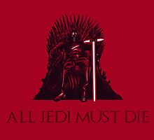 ALL JEDI MUST DIE by Messypandas