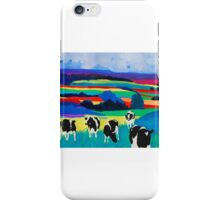 Long Grass Cows iPhone Case/Skin