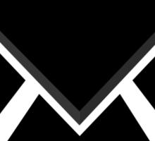 Shield symbol Sticker