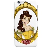 Mirrored Beauty Belle iPhone Case/Skin