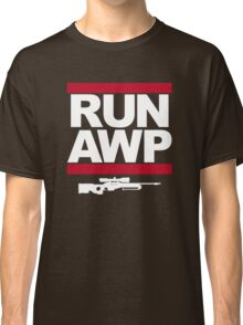 RUN AWP Classic T-Shirt
