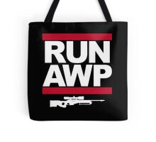 RUN AWP Tote Bag
