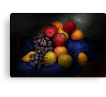 Food - Fruit - Fruit still life  Canvas Print